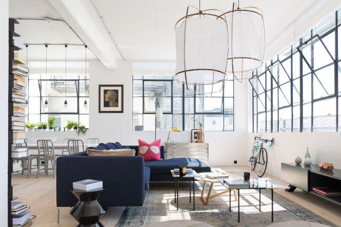 Loft Apartment In London By Cloud Studios
