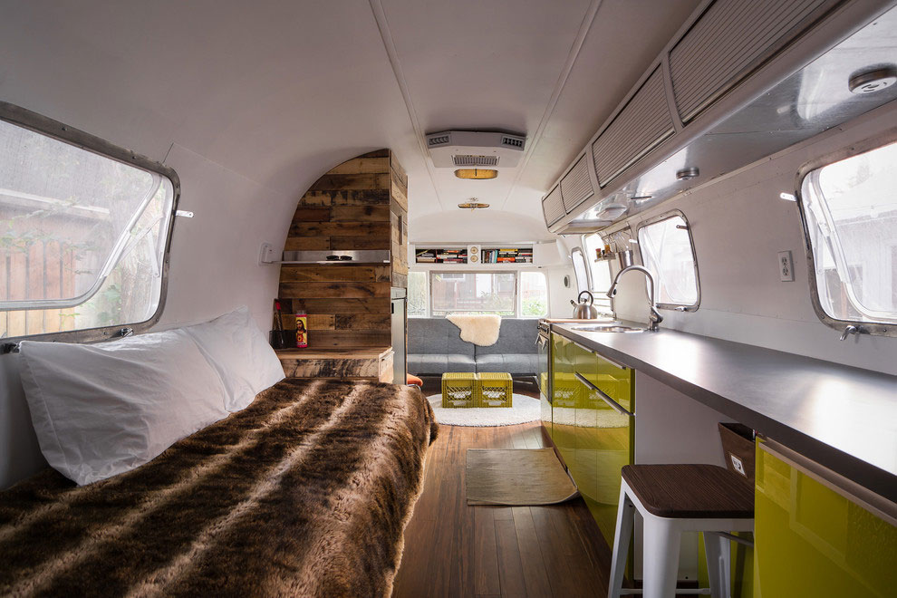 1976 Airstream Portable Home Renovation CAANdesign Architecture And Home Design Blog