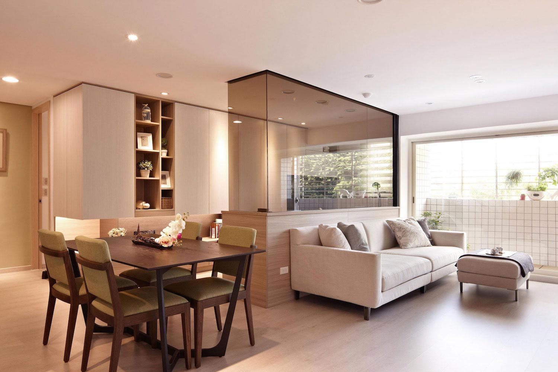 Modern Mr Lu Apartment In Taipei Taiwan By Alfonso Ideas