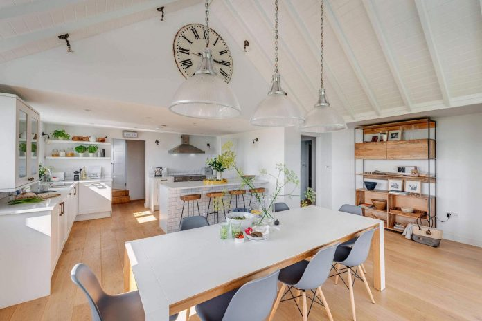 1960s Bungalow Transformed Into A Modern Open Plan Home