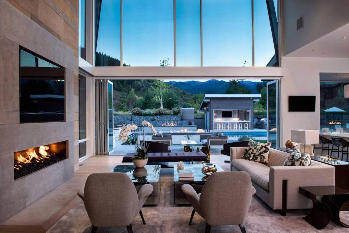 Park City 2 contemporary residence by JamesThomas Interiors     Park City 2 contemporary residence by JamesThomas Interiors