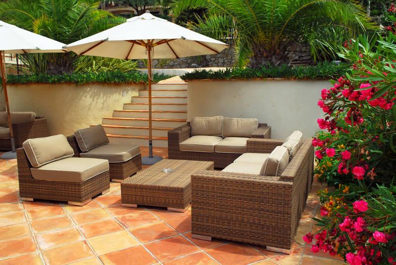 fresh ideas for stylish patios