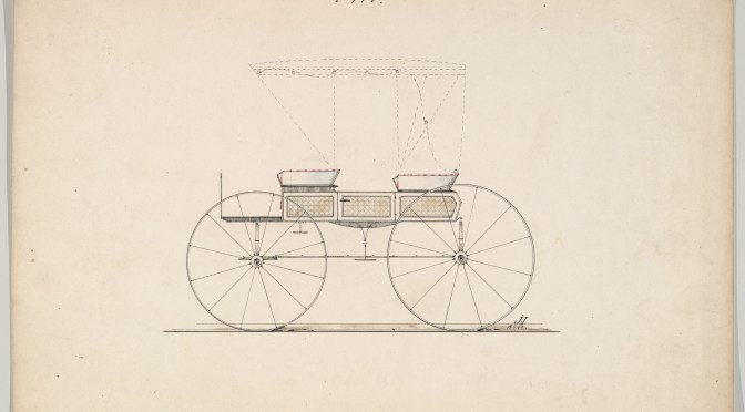 The CAA's Brewster Drawing Project
