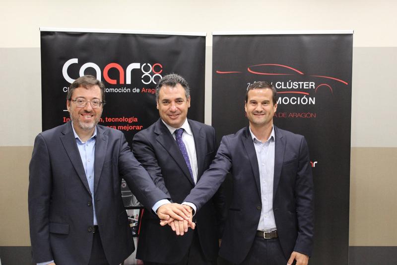 El CAAR celebrará el 27 de septiembre la II Noche del Clúster de Automoción de Aragón