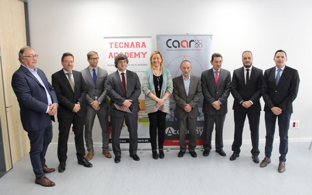 El 60% de las empresas del sector aragonés de automoción ya están implantando estrategias de Industria 4.0