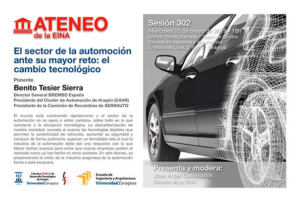 El sector de la automoción ante su mayor reto: el cambio tecnológico