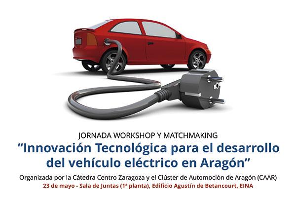 Innovación Tecnológica para el desarrollo del vehículo eléctrico en Aragón