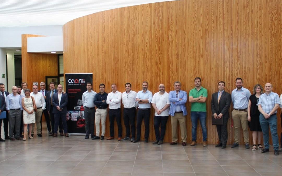 El Clúster de Automoción de Aragón consolida su trayectoria de crecimiento e incorpora a 10 nuevos socios en 2019