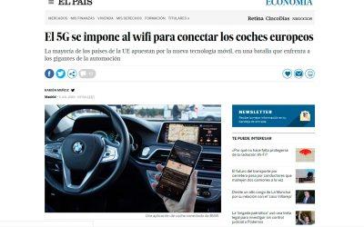 Por clara mayoría, el 5G se impone al wifi para conectar los coches europeos