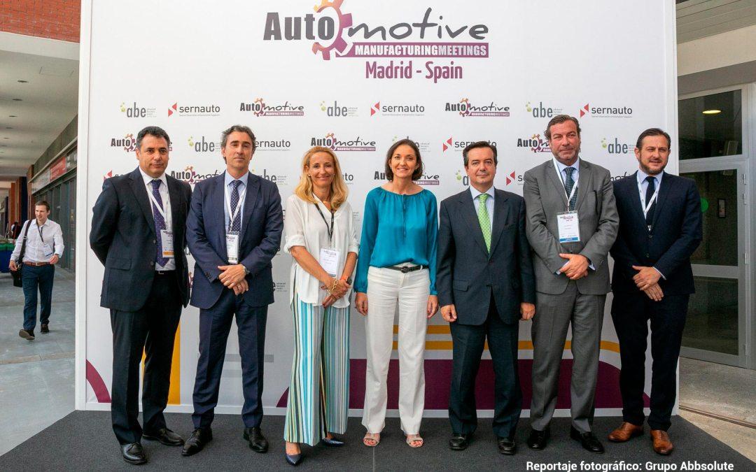 Buenas sensaciones tras el Automotive Meetings Madrid