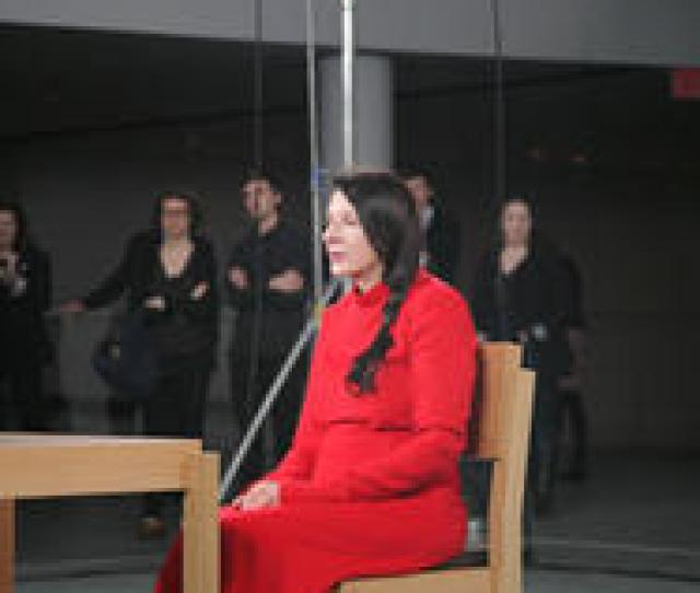 Marina Abramovic The Artist Is Present 2010 Performance Photo Scott Rudd Courtesy Of The Museum Of Modern Art