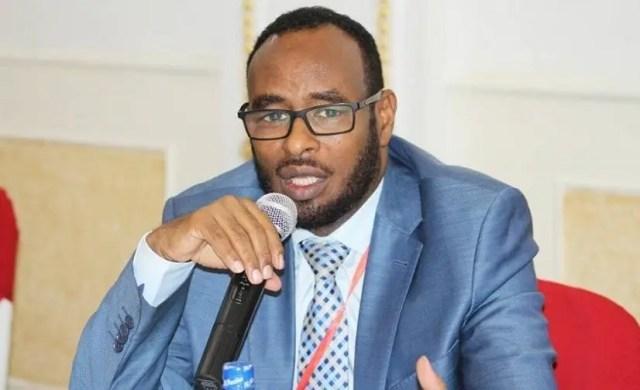 Axmed Cali Daahir oo faahfaahiyey  wararkii ugu dambeeyey dacwadda Badda ee Kenya iyo Somalia