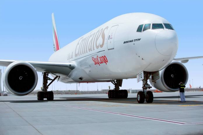 Emirates SkyCargo completes 30 years of facilitating trade