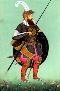 Sayyid Hasan Ali Khan Barha (titled Abdullah Khan).