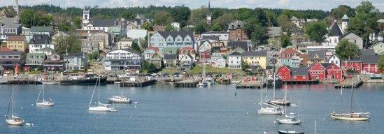 Nova Scotia is a postcard-perfect place.