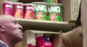 Some nice Tang in the Overlook Hotel's supply room...
