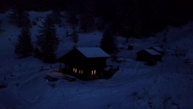 Cabane de l'Ardebran