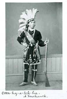Oronhyatekha M.D.