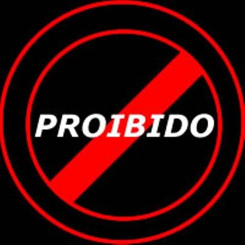 Proibidos