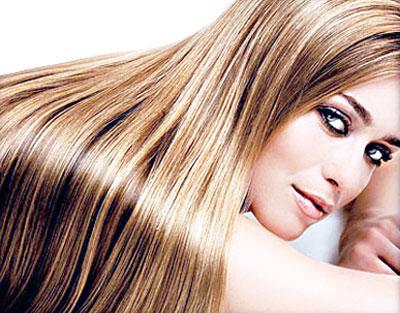 Escova de Cristal cabelo brilhoso