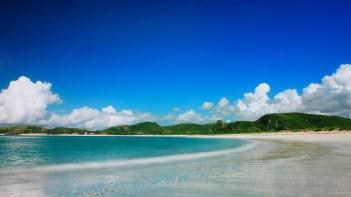Pantai tanjung aan COS Lombok 2