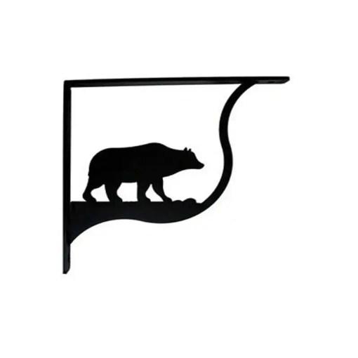 bear shelf brackets