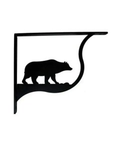 bear shelf brackets
