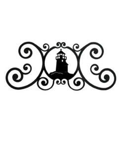 lighthouse Wall Mount Plaque