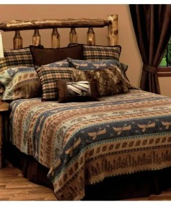 Lake Shore Twin Bedspread