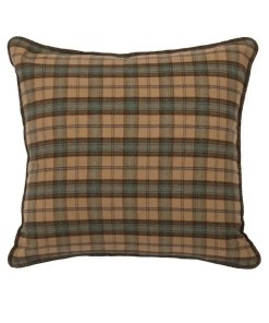 Dillon Plaid Bed Sham