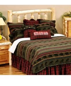 McWoods Cabin Bedding