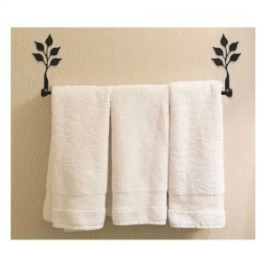 Leaf Bath Towel Rack
