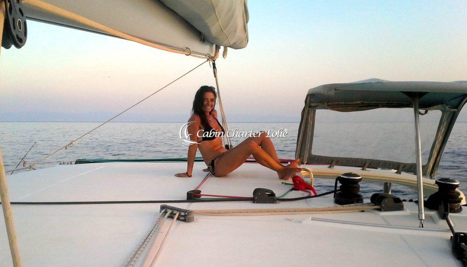 Equipaggio - Single - Lipari - Cabin Charter Eolie - Sicilia - Italy
