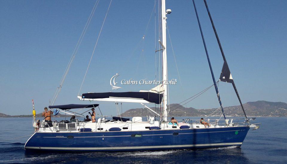 Flottiglia - Vacanza in Barca a Vela - Coppia - Cabin Charter Eolie - Sicilia - Italy