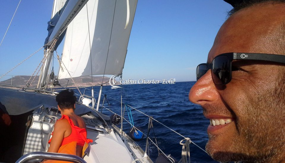 Isole Eolie - Relax - Cabin Charter Eolie - Sicilia - Italy