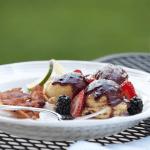 Cabin Creek Landing delicious cuisine wedding services