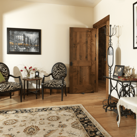 rooms gallery living room in Ebony Suite elegantly decorated
