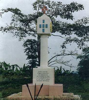 Monumento do tratado de Simulambuco