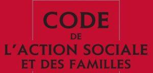 Cabinet DSI code de l action sociale et des familles