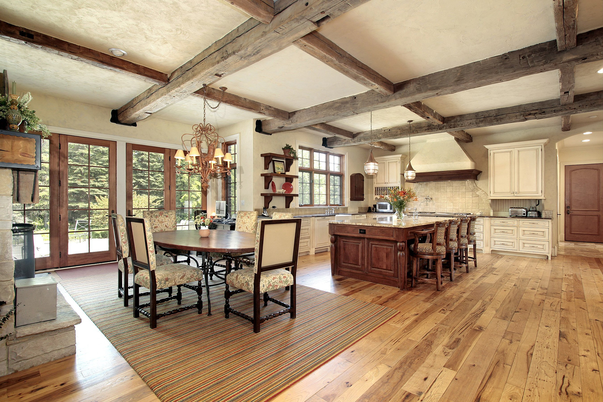 Five Ways To Add Rustic Farmhouse Style To Your Kitchen