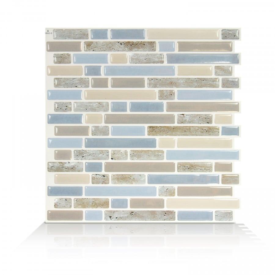 Bellagio Elena Peel Stick Smart Tiles Backsplash