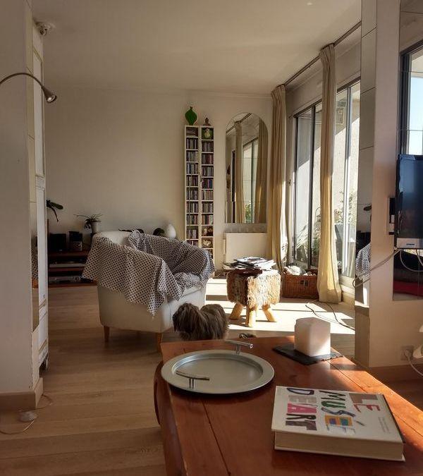 location appartement rue gambetta F4