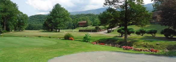 Bent Creek Golf Village  Gatlinburg Golf Courses Bent Creek Golf Village