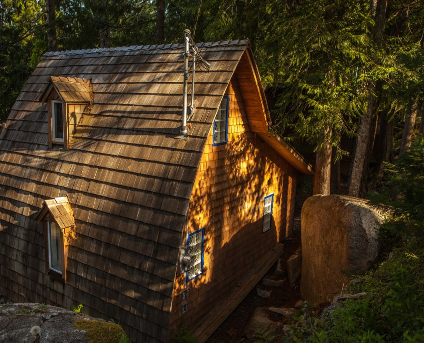 Sunshine Coast Lodging Cabins On The Coast