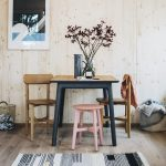 CABIN SPACEY Dining table Zeitraum E8