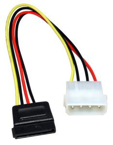 15cm SATA Power Cable 5 1/4 SATA Power