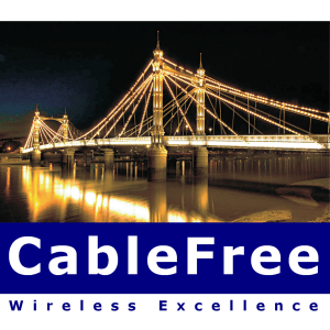 CableFree Partner Program