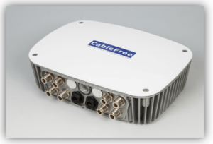 CableFree MIMO OFDM 4-Radio Base Station