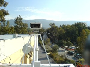 CableFree UNITY FSO+MMW in Athens