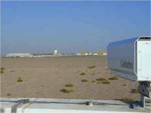 CableFree FSO installed in UAE